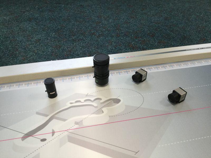 High-speed video analyse en drukplaat zijn binnen!