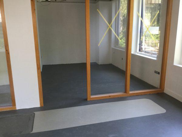 hygiensche vloer - mijn vloertje - steunzolen - sleen - podotherapie
