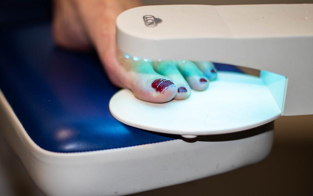 Lalkens Podotherapie voetproblemen