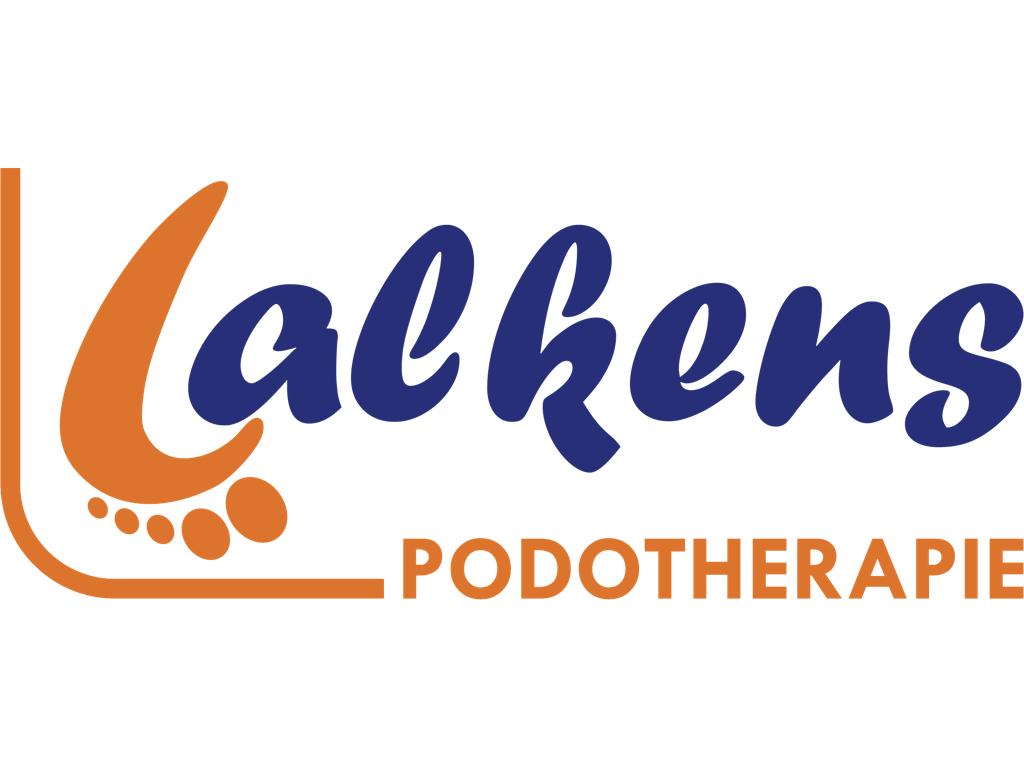 Logo Lalkens Podotherapie uitgelicht