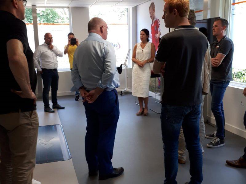 B&W gemeente Coevorden op bezoek